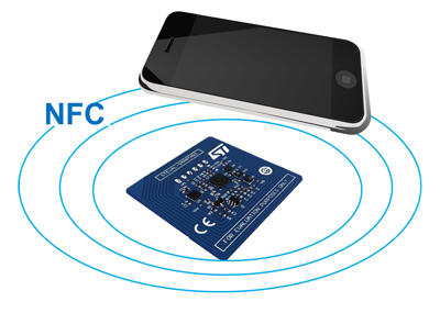 NFC-датчики не требуют кнопок, дисплеев, а в ряде случаев могут обходиться и без разъемов