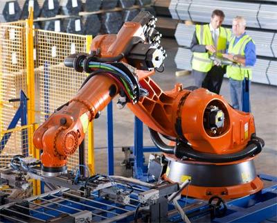 Роботы и другие устройства Индустрии 4,0 требуют высокой точности управления двигателем и малого энергопотребления
