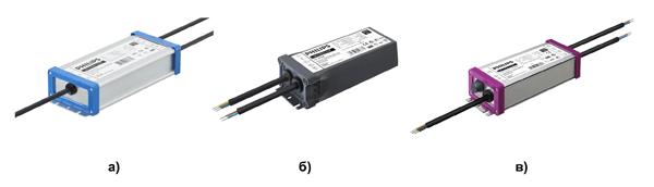LED-драйверы Xitanium со степенью защиты IP67