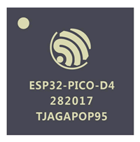 SiP-микросхема ESP32-PICO-D4