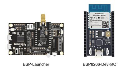 Отладочные наборы для Wi-Fi-микросхем и модулей на базе ESP8266