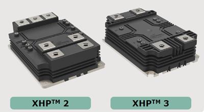 Внешний вид модулей XHP™
