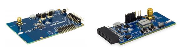 Оценочные комплекты SAM R30 Xplained Pro ATSAMR30-XPRO и AC164159