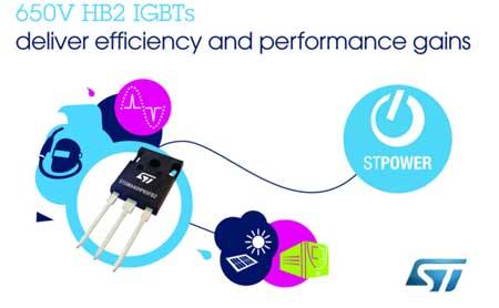 Улучшенные тепловые характеристики серии HB2 повышают уровень надежности и плотности мощности