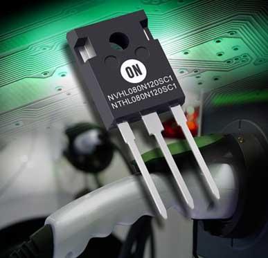 SiC МОП-транзисторы ON Semiconductor