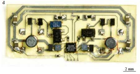 Электроника и привод