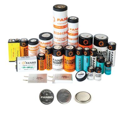 Батарейки Fanso. Основные типы