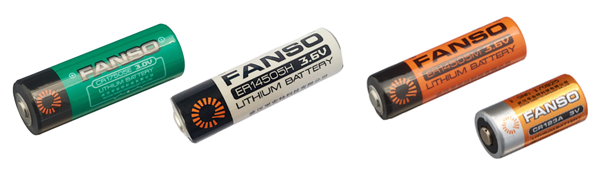 Батарейки для устройств учета и контроля энергоресурсов