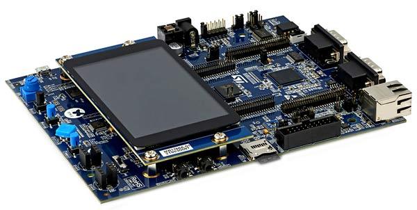 Состав семейства STM32H7 и особенности контроллеров