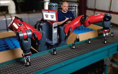 The Baxter от Rethink Robotics – прекрасный пример готовой роботизированной системы