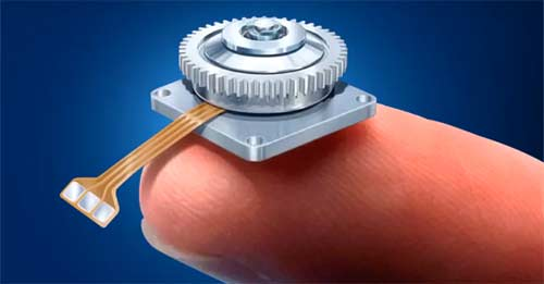 Драйвер для пьезоэлектрического двигателя