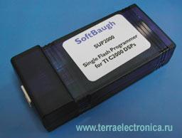 Внутрисхемный программатор для ЦСП SFB-SUP2000 фирмы SOFTBAUGH