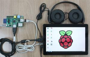 Пример подключения к одноплатным компьютерам RaspberryPi с ОС Debian