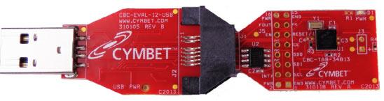 CBC-EVAL-12-34803 – демонстрационный набор от Cymbet