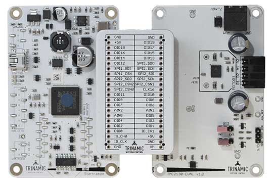TMC2130-EVAL-KIT (TRINAMIC Microchips GmbH) купить по