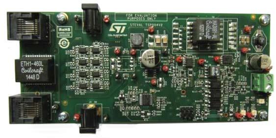 Оценочная плата STEVAL-TSP004V2