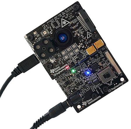 Оценочный модуль OPT8241-CDK-EVM