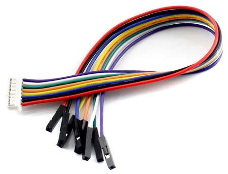 Коммутационный кабель PH2.0 20cm 8Pin из комплекта поставки