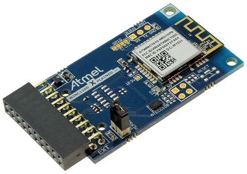 Плата расширения ATWINC1500-XPRO