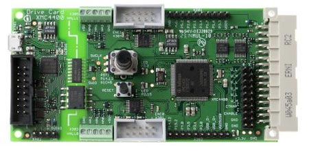 Плата управления KITXMC4400DCV1TOBO1