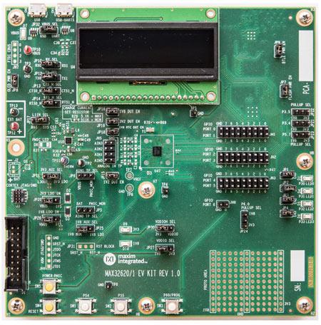 Оценочная плата набора MAX32620-EVKIT#
