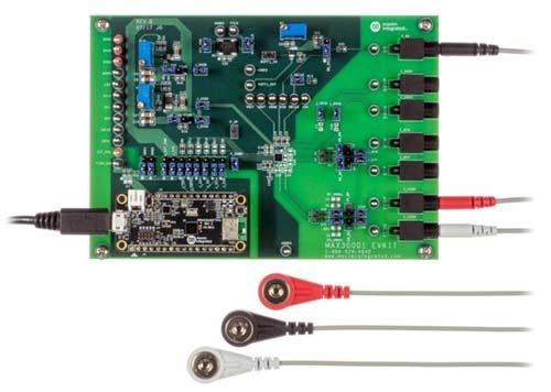 Оценочная система MAX30001EVSYS#