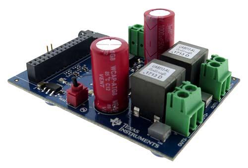 Микромодуль TPA3220EVM-MICRO. Общий вид