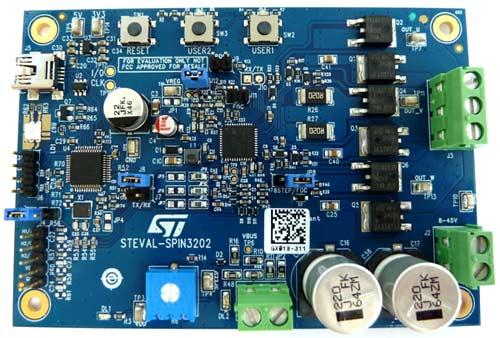 Оценочная плата STEVAL-SPIN3202