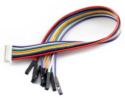 Интерфейсный кабель из комплекта поставки 1.54inch e-Paper Module [C]