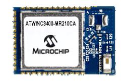 Модуль ATWINC3400-MR210CA