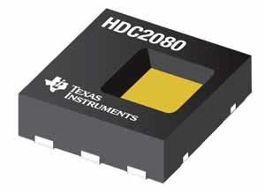 Датчик влажности и температуры HDC2080