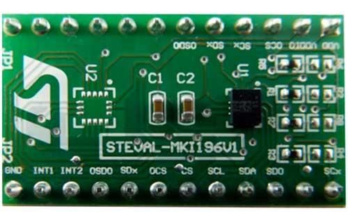 Оценочная плата STEVAL-MKI196V1