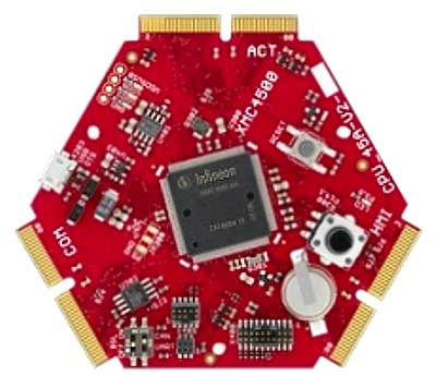 Отладочная плата CPU_45A-V3 (код заказа KITXMC45EE1002TOBO1)