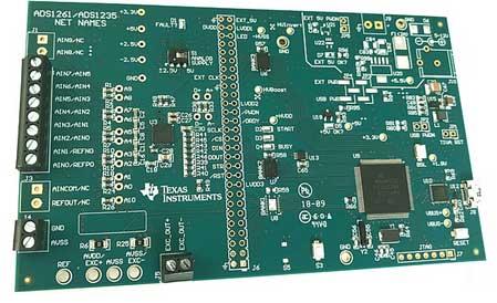 Оценочный модуль ADS1235EVM