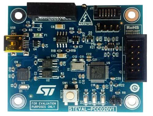 Оценочная плата STEVAL-PCC020V1