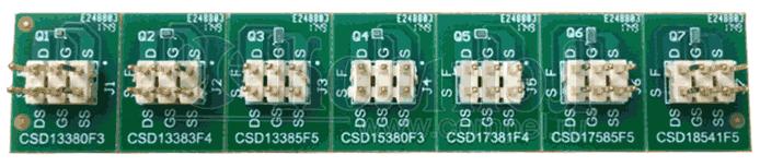 Оценочный модуль FemtoFET N-ch (CSD1FNCHEVM-889)