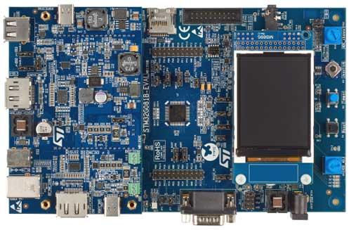 Оценочная плата STM32G081B-EVAL с UDPD дочерней платой