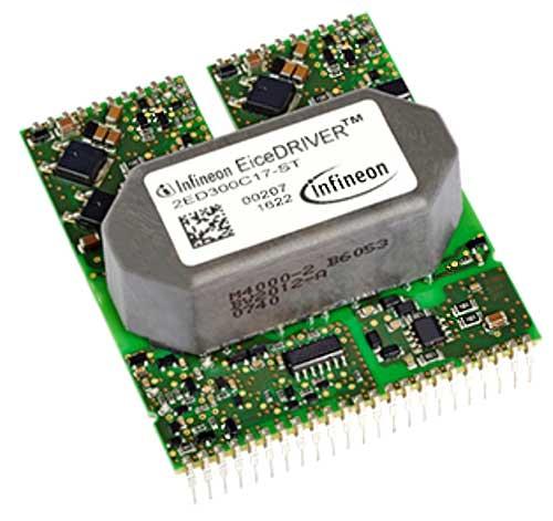 Типичный вид изделия 2ED300C17SROHSBPSA1