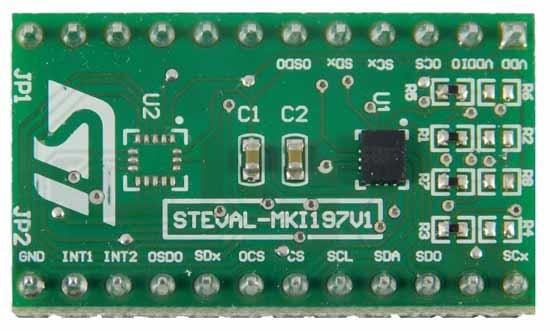 Оценочная плата STEVAL-MKI197V1