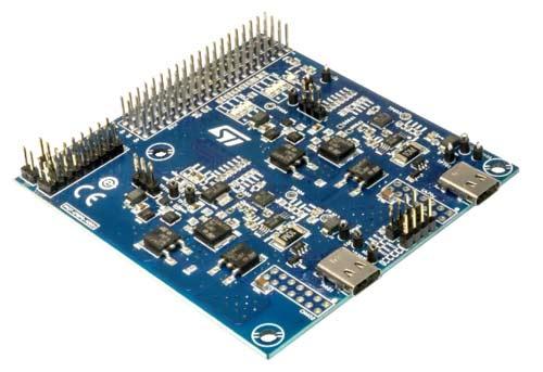Отладочная плата AEK-USB-2TYPEC1