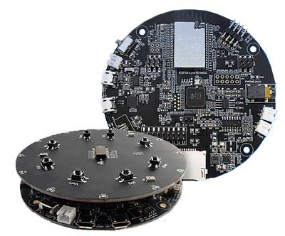 Отладочная платформа ESP32-LyraTD-MSC