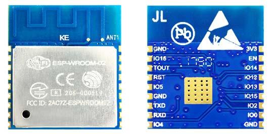 Модуль ESP-WROOM-02D