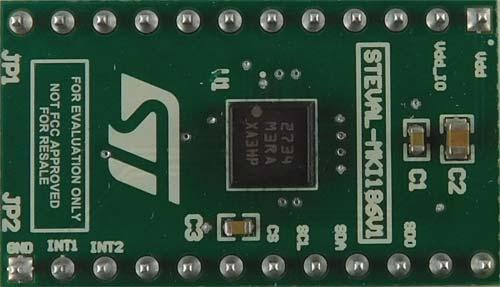 Отладочная плата STEVAL-MKI186V1