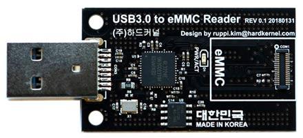 USB 3.0 eMMC Module Writer (Не совместим с черными eMMC модулями)