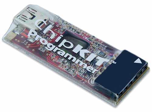 Программатор/ отладчик ChipKIT PGM (410-242). Общий вид