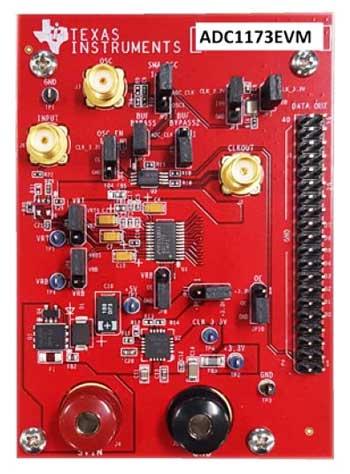 Оценочный модуль ADC1173EVM