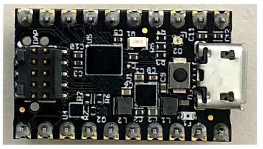 Плата контроллера MAX32625PICO