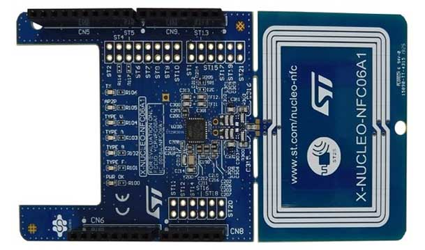 Плата расширения X-NUCLEO-NFC06A1