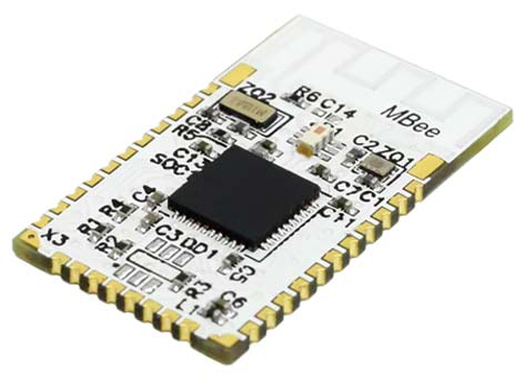 Модуль MBee-2.4-3.0. Не применяется с платой BOOSTXL-MB868-1.1
