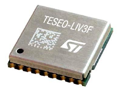 Модуль Teseo-LIV3F